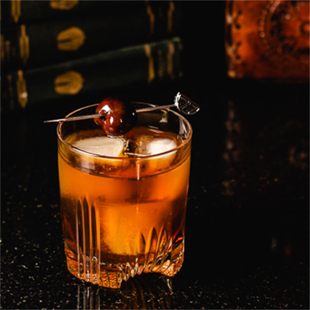 The Vieux Carré Cocktail