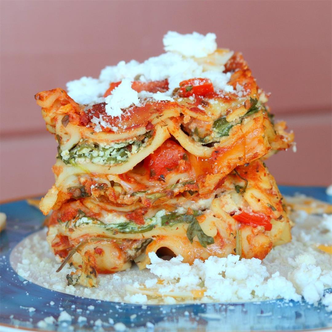 The Best Grandma's Lasagna-The Secret