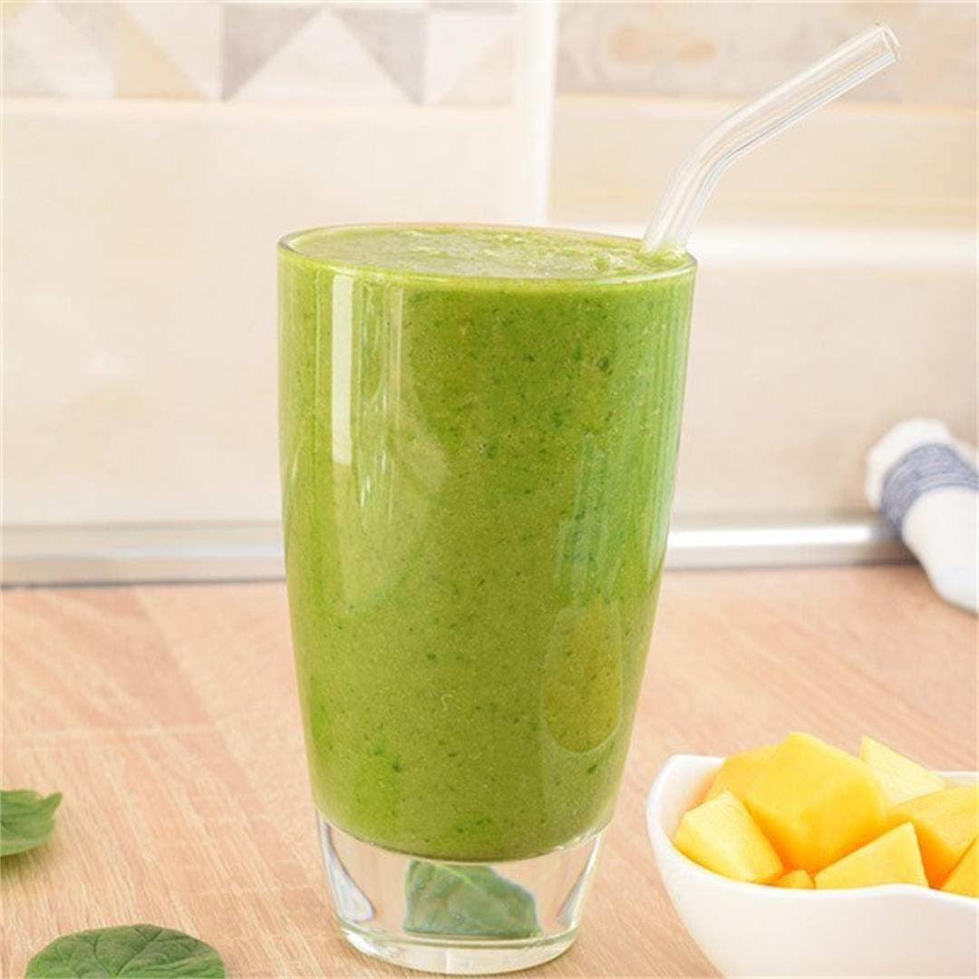 A&D Kitchen Matcha Green Smoothie