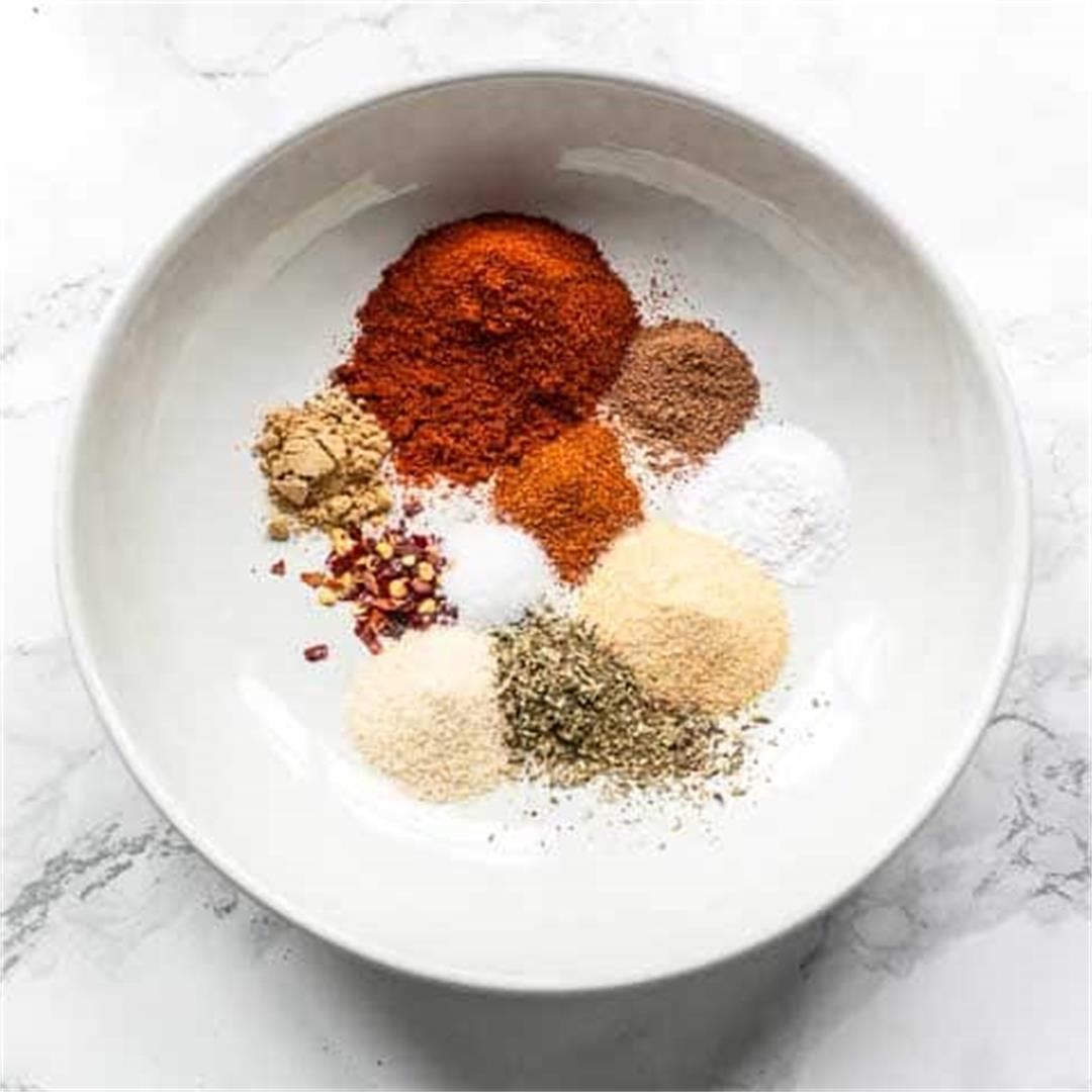 How to make Piri Piri seasoning