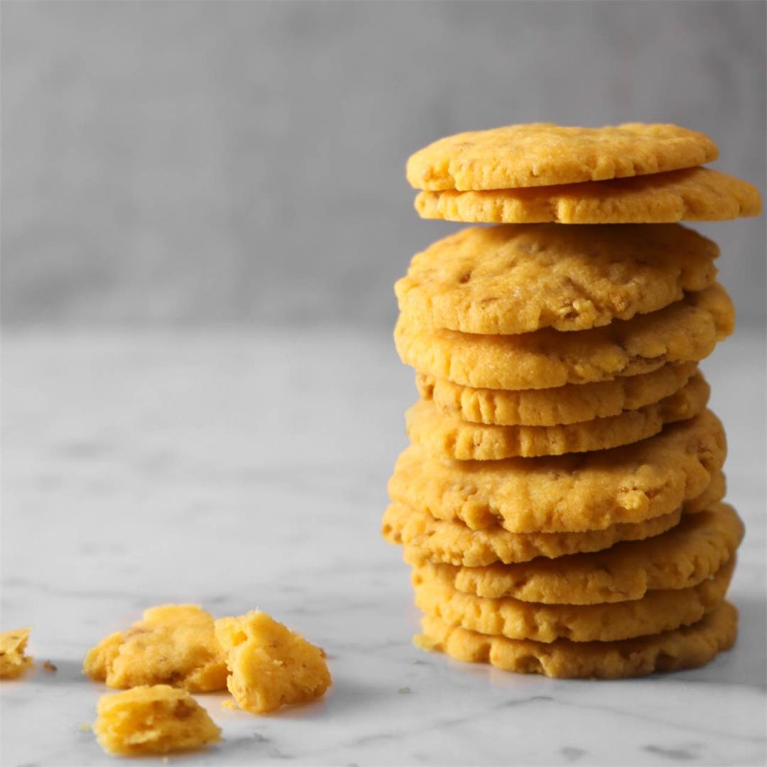 Easy Southern Cheese Straws