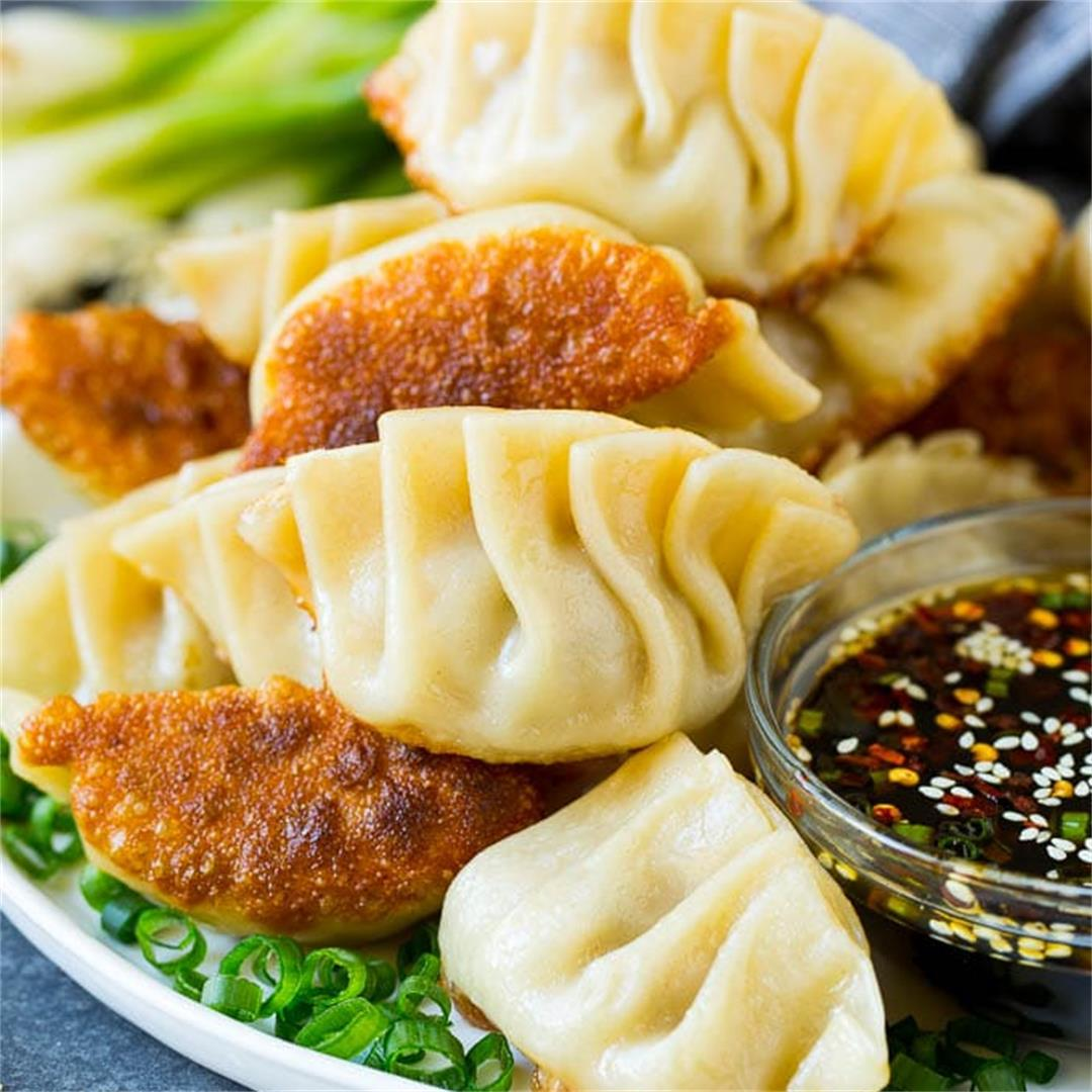 Potstickers Recipe Dinner At The Zoo