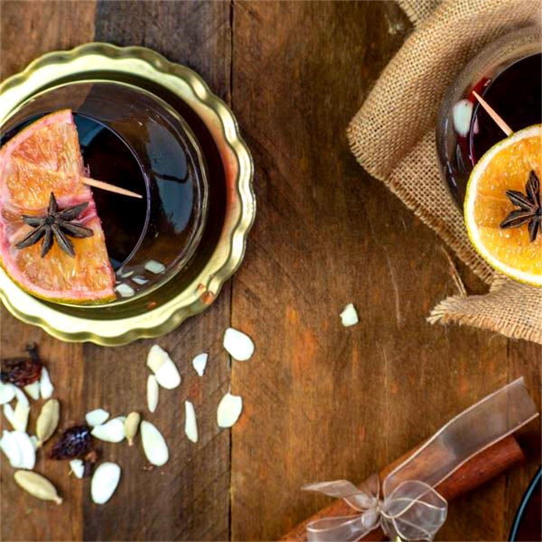 Cinnamon & Orange Glögg