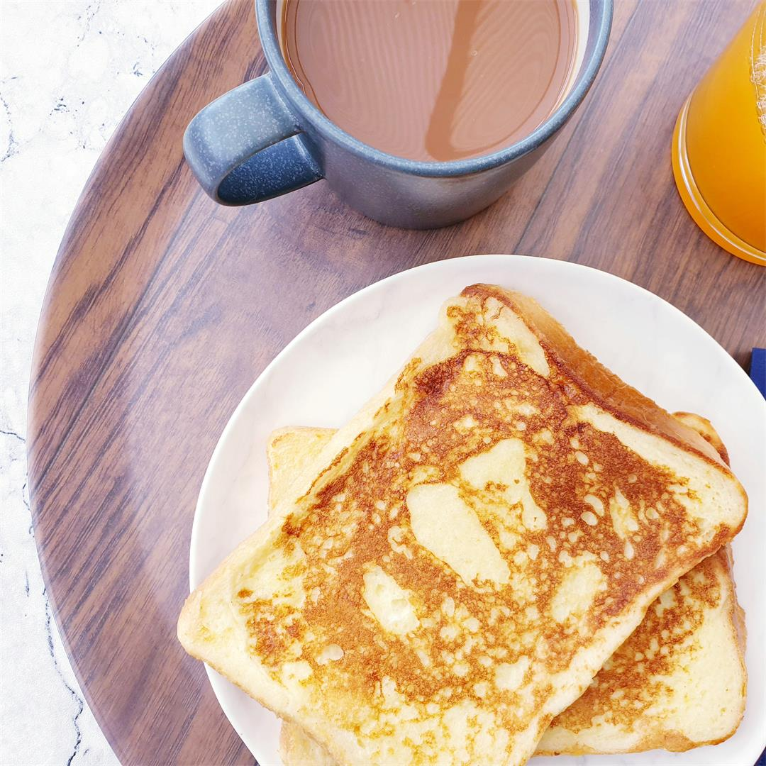 Eggy Bread (not French Toast!)