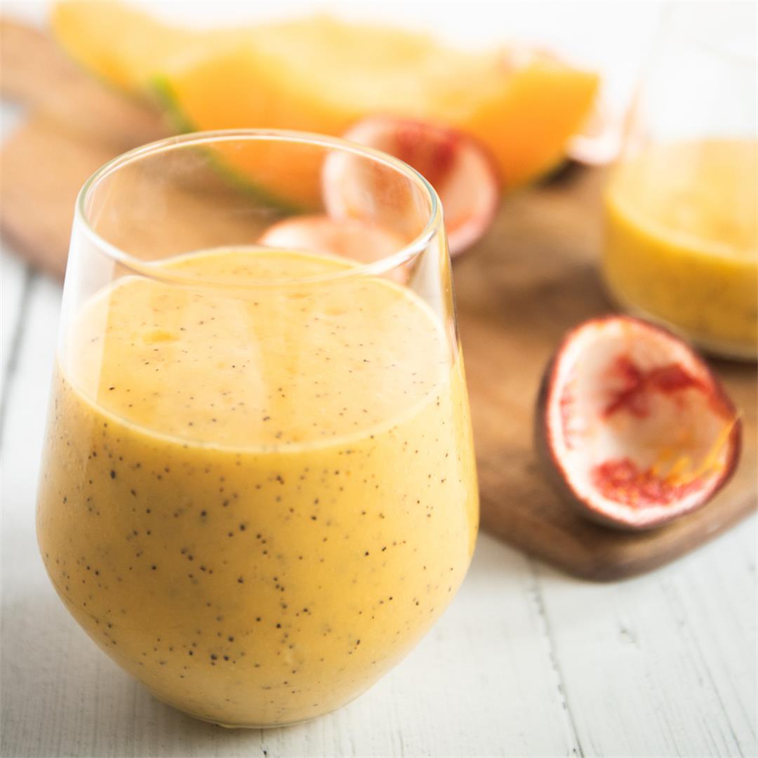 Pineapple Detox Smoothie Recipe