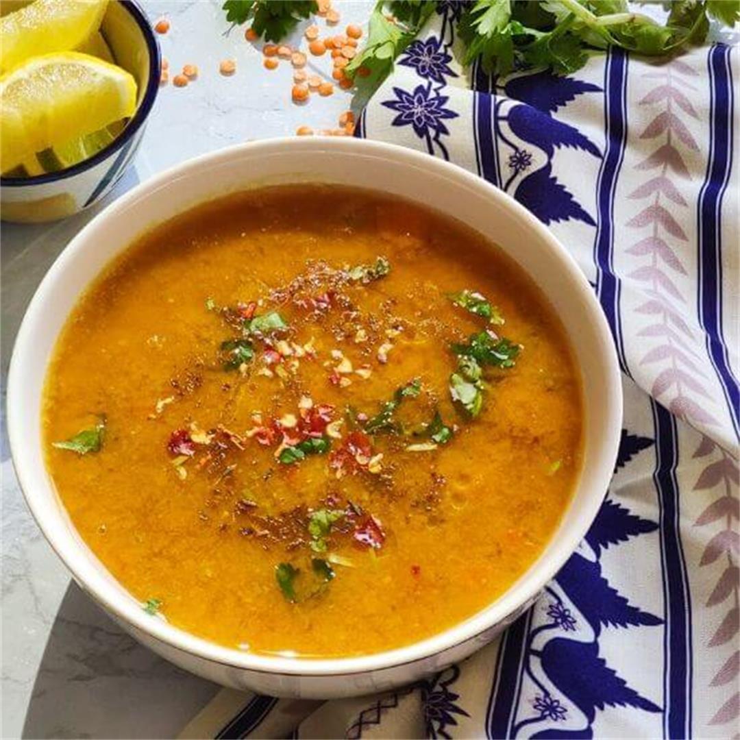 Red Lentil Soup recipe