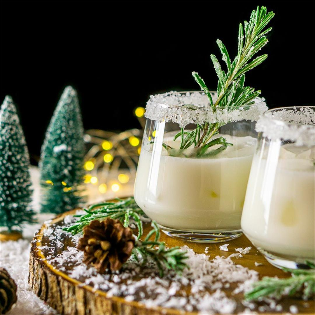 Winter Wonderland Margarita