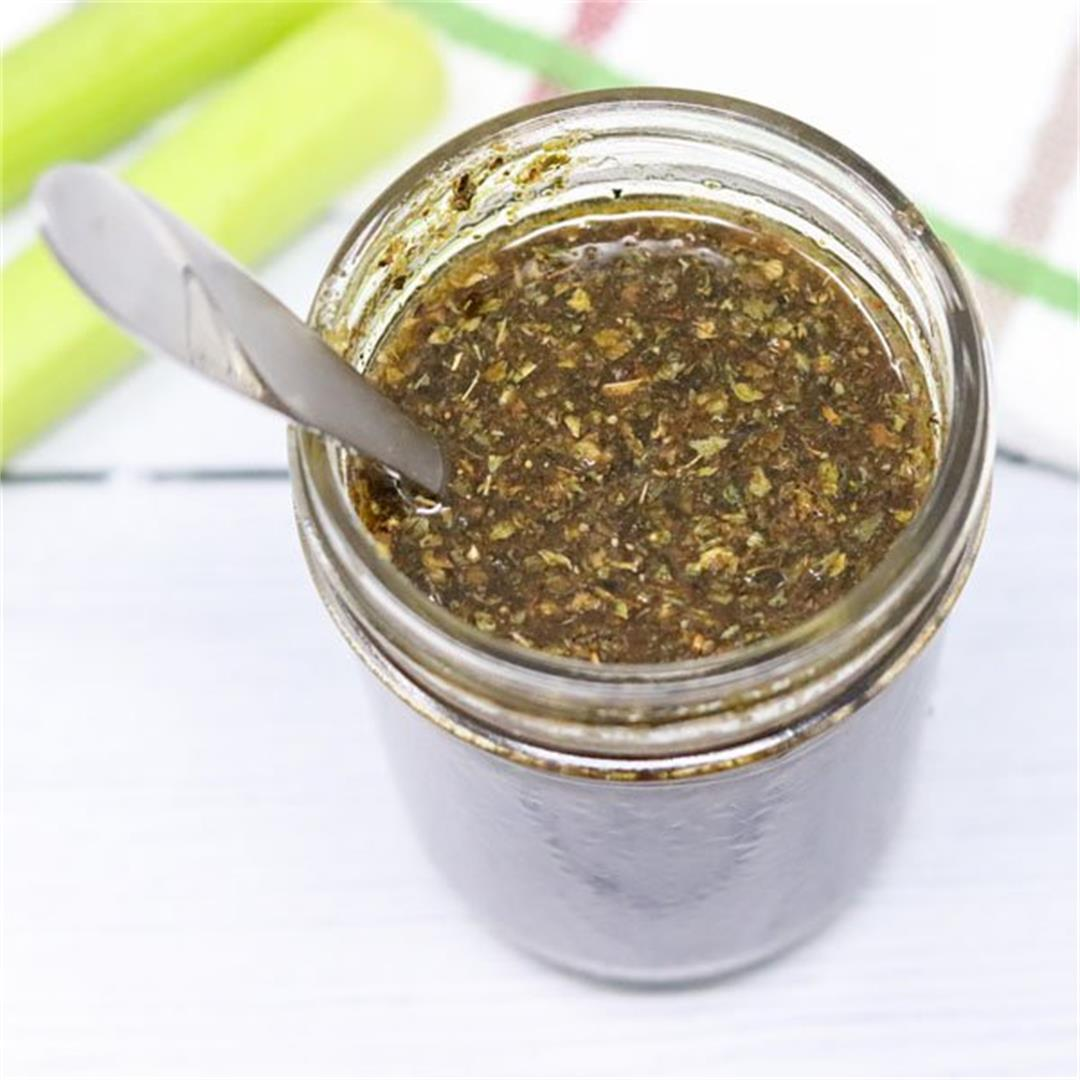 Italian Herb Dressing – Low-Calorie, LC, LF, GF