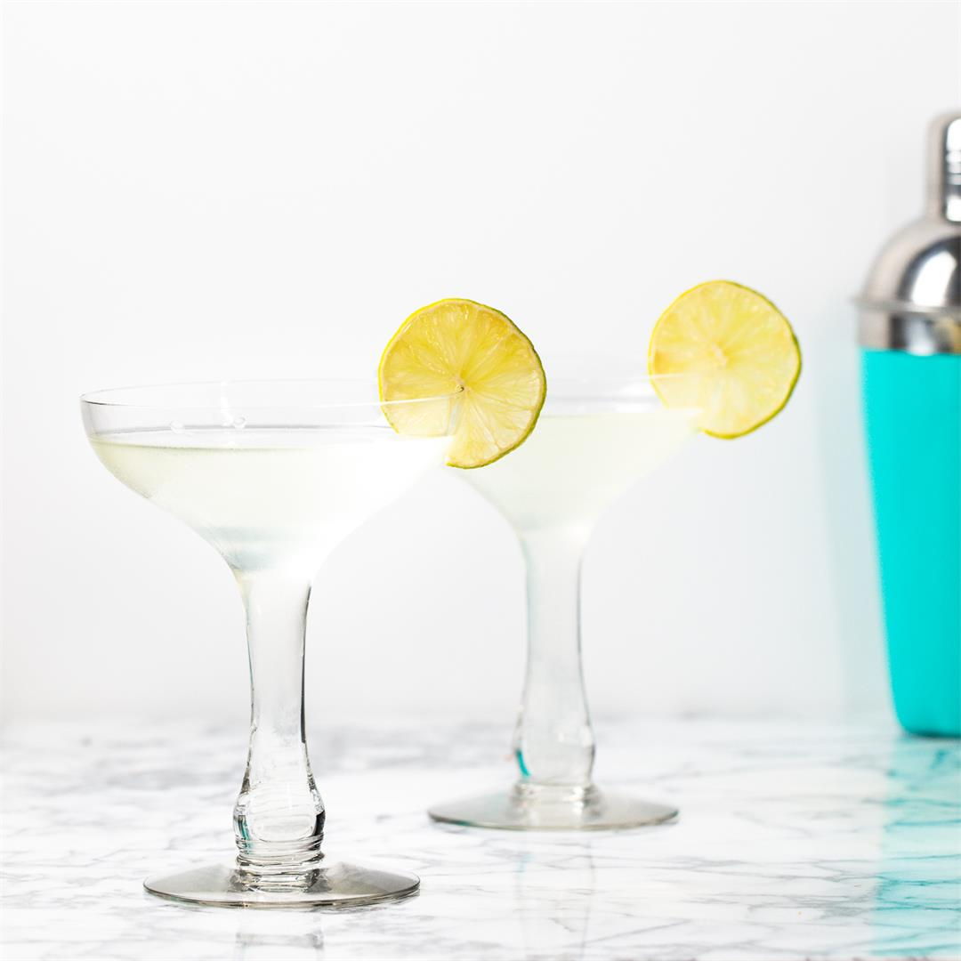 Easy and Delicious!  Floridita Daiquiri Cocktail