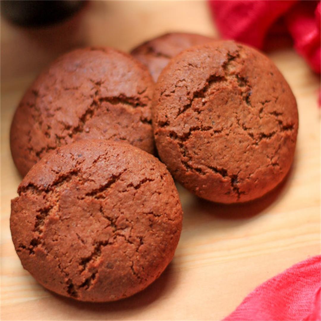 Healthy Almond Flour Cookies