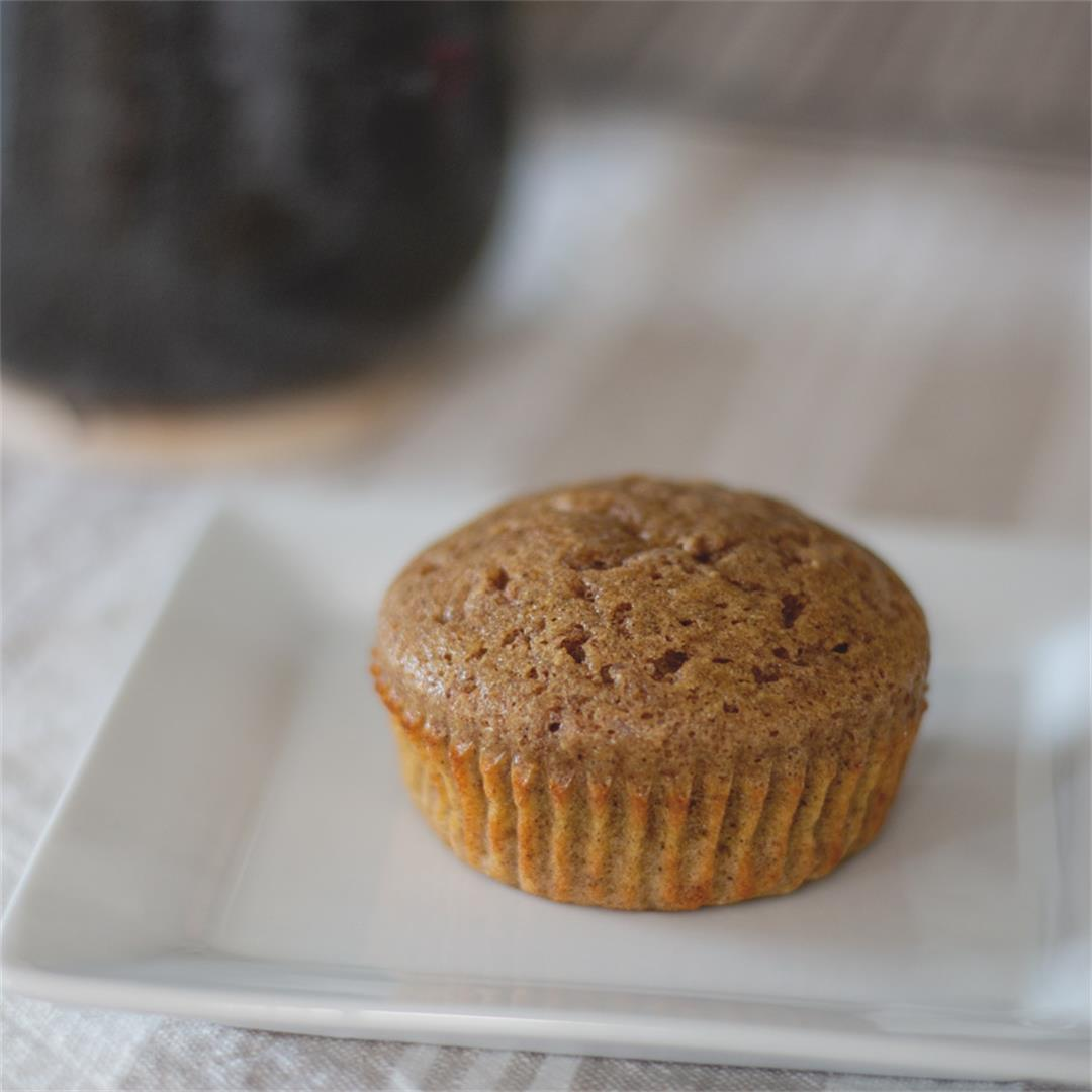 Cinnamon Spice Muffins (Paleo & Gluten-Free)