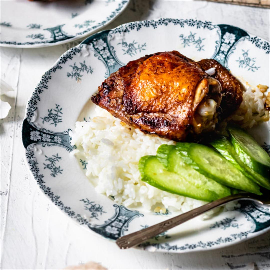 An Easy and Quick Five Spice Chicken - Cooking Therapy