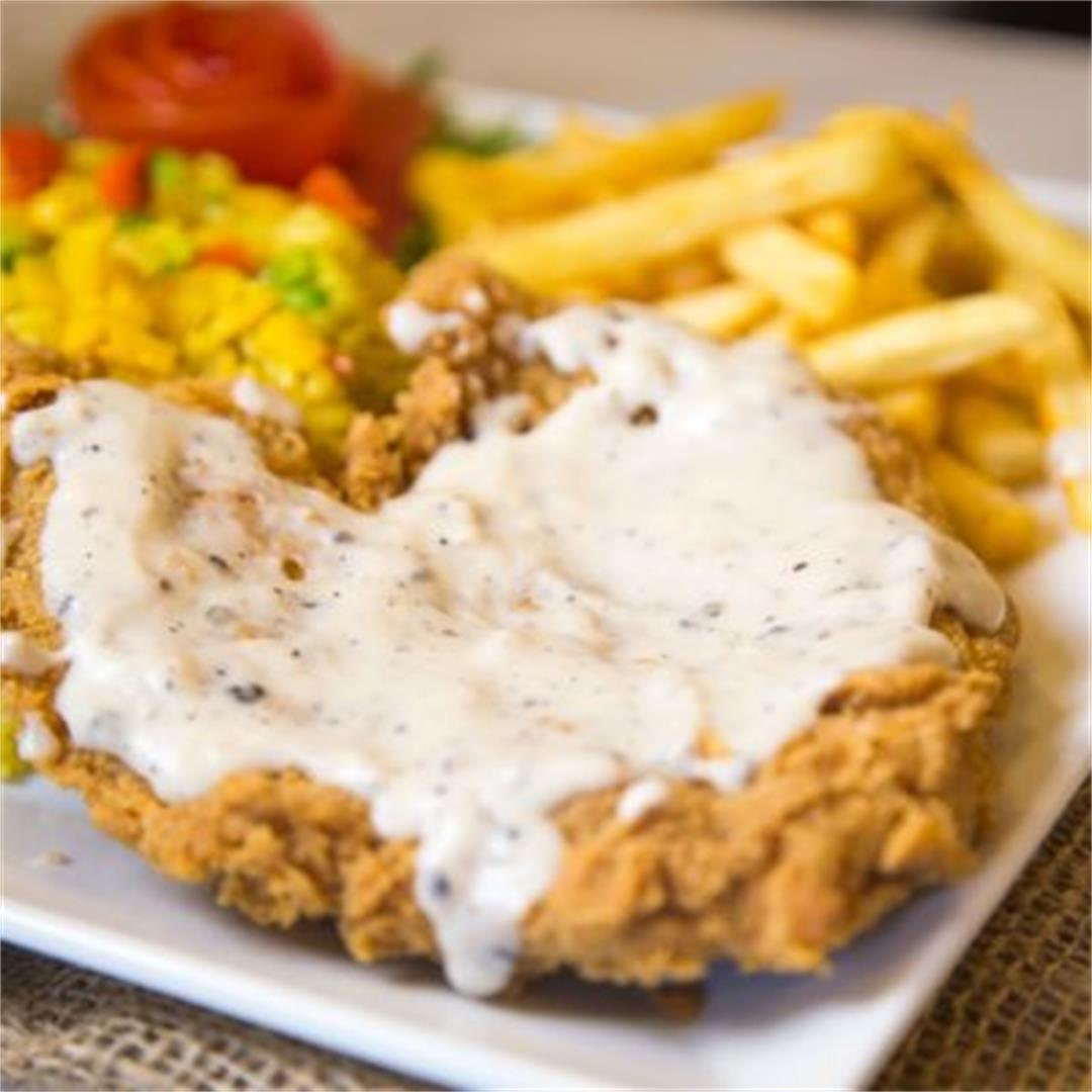 Instapot Chicken Fried Steak Best 1 yet!