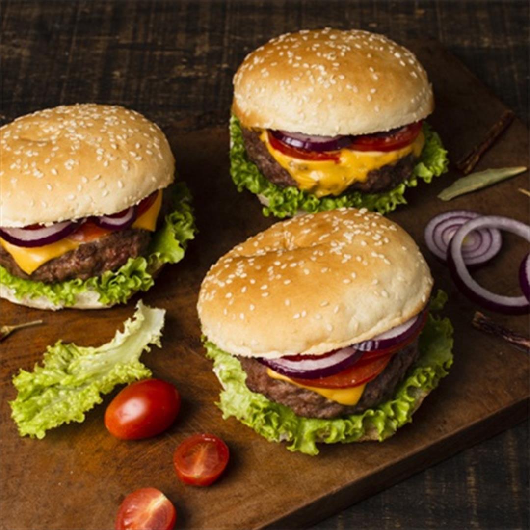 Soya Hara Bhara Mini Burger