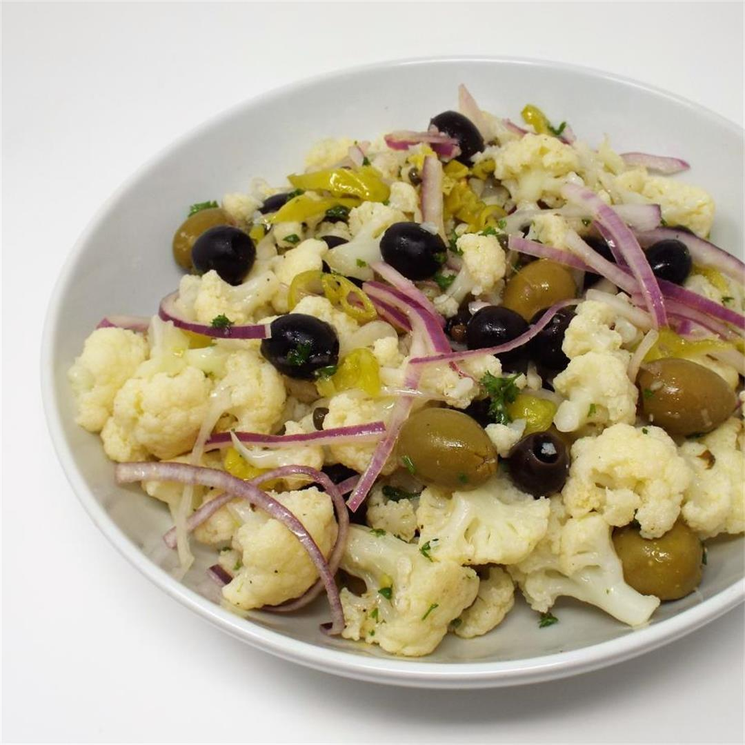 Neapolitan Christmas Salad