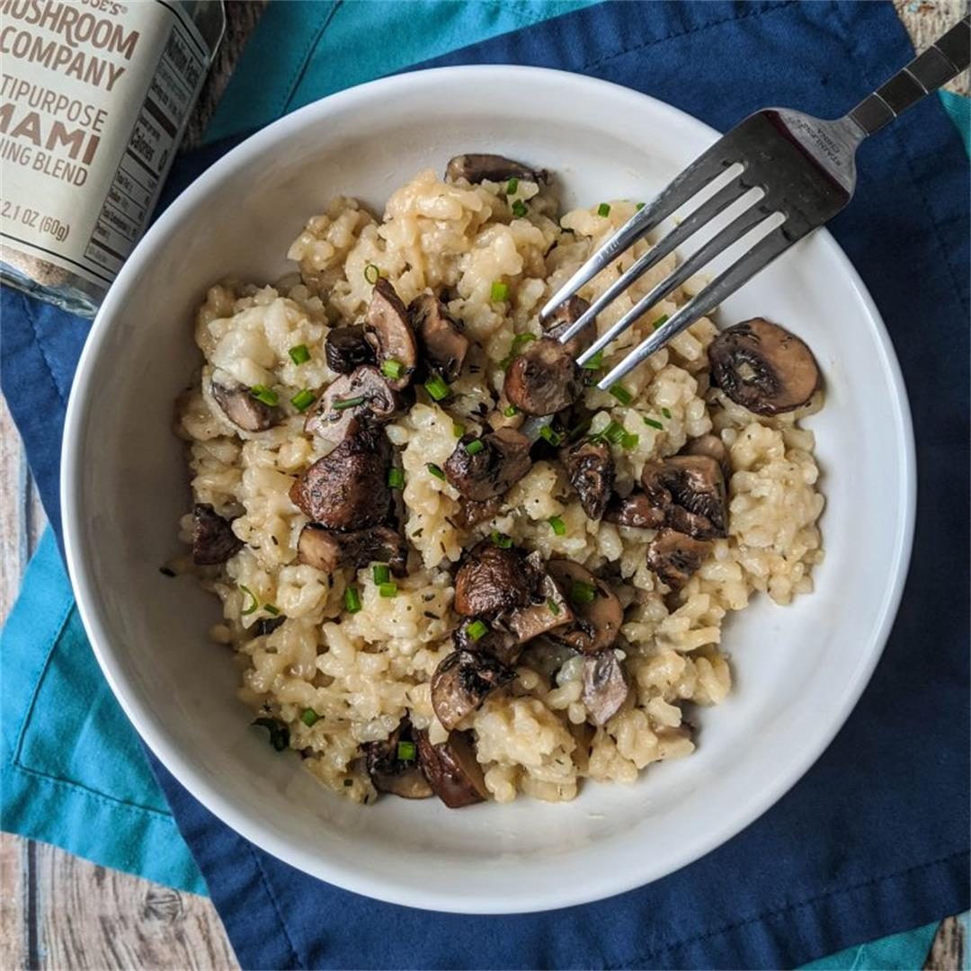 Savory and Delicious Mushroom Risotto Recipe