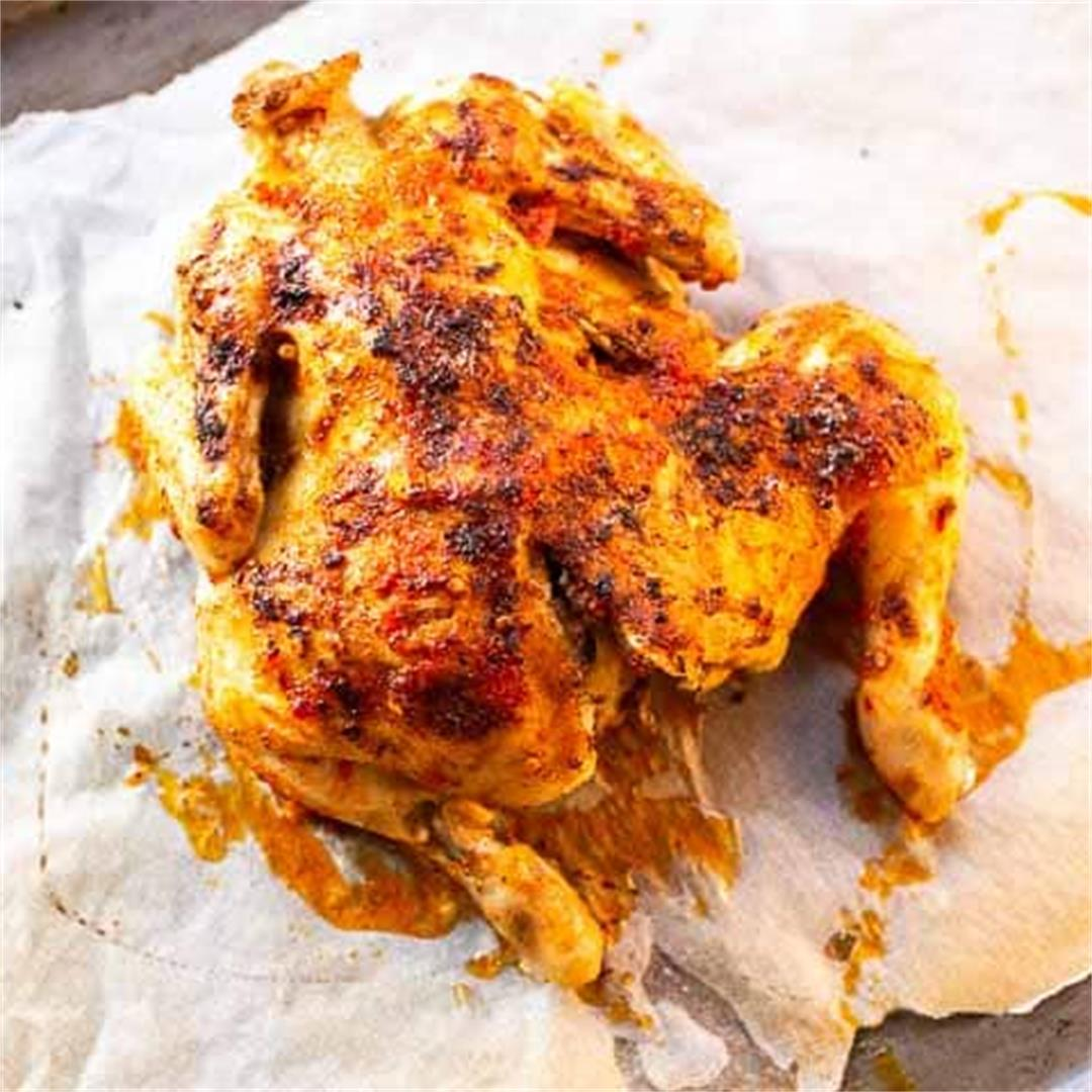 How To Make Peri-Peri Chicken