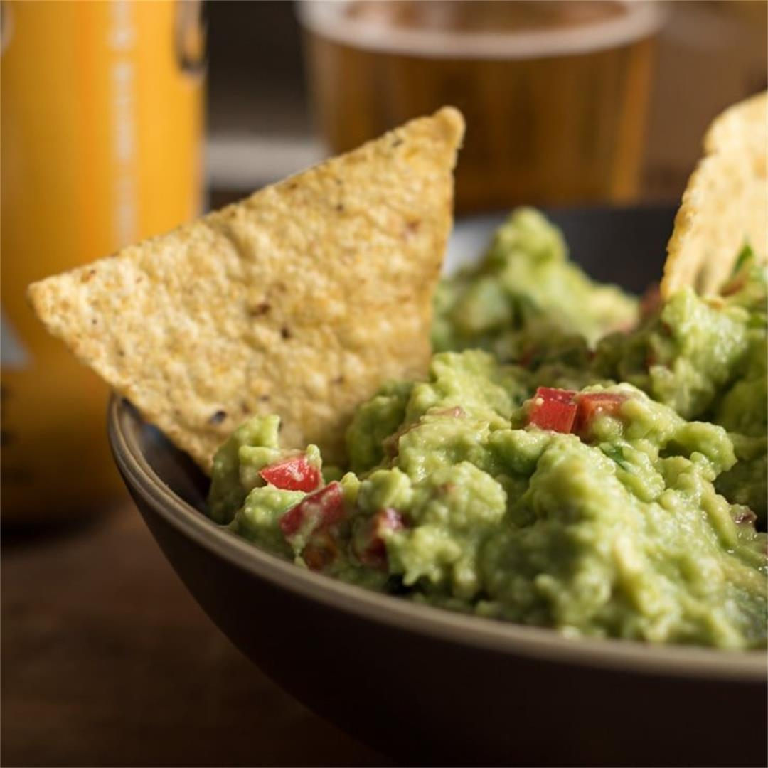 How to make an amazing (and easy) Guacamole – Milk and Pop