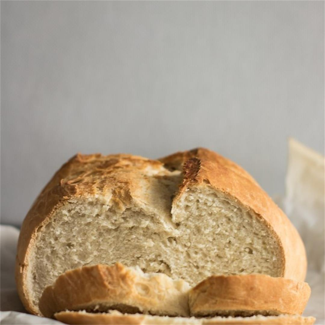 Dutch Oven Beer Bread Recipe – Milk and Pop