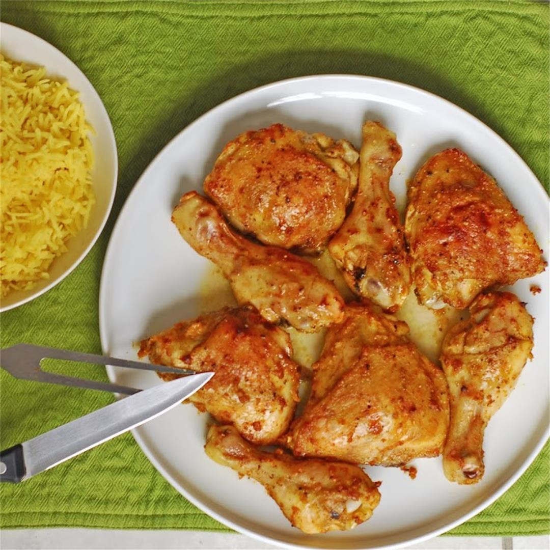 Citrus Spiced Chicken