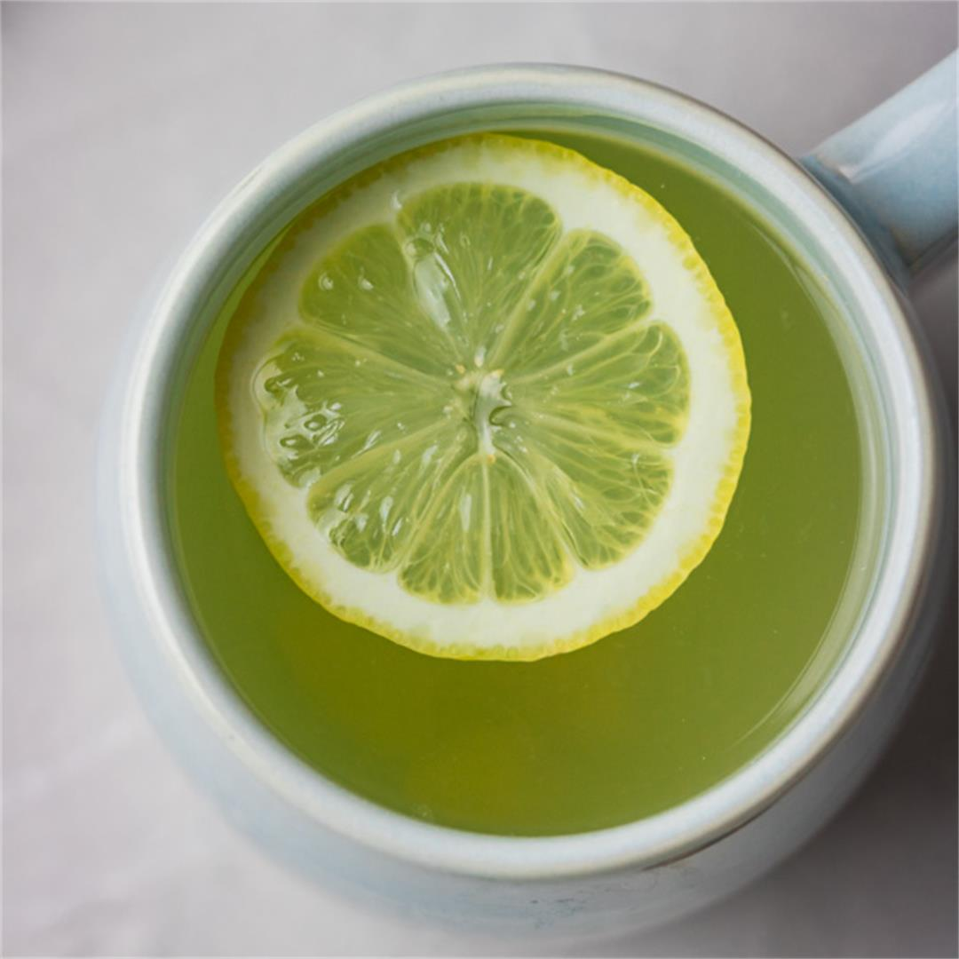 Honey and Lemon Drink Recipe (With Ginger)