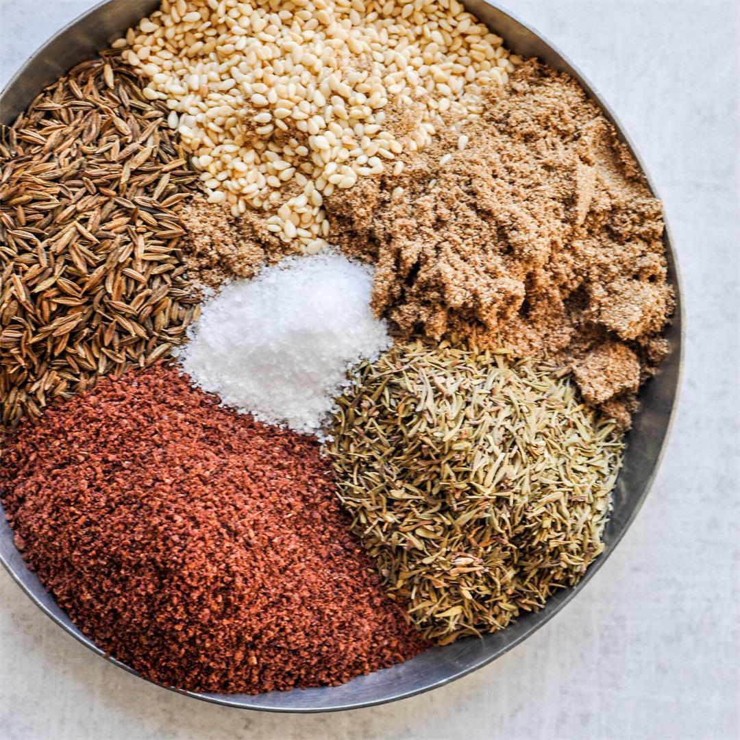 Za'atar Spice Guide