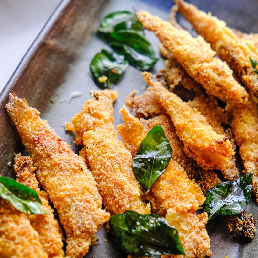 Manglore Rava Fish Fry