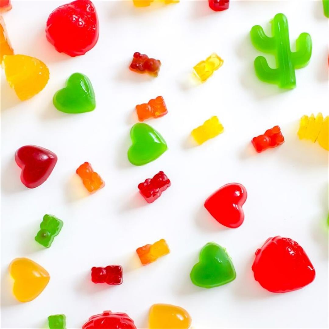Sugar Free Keto Gummies