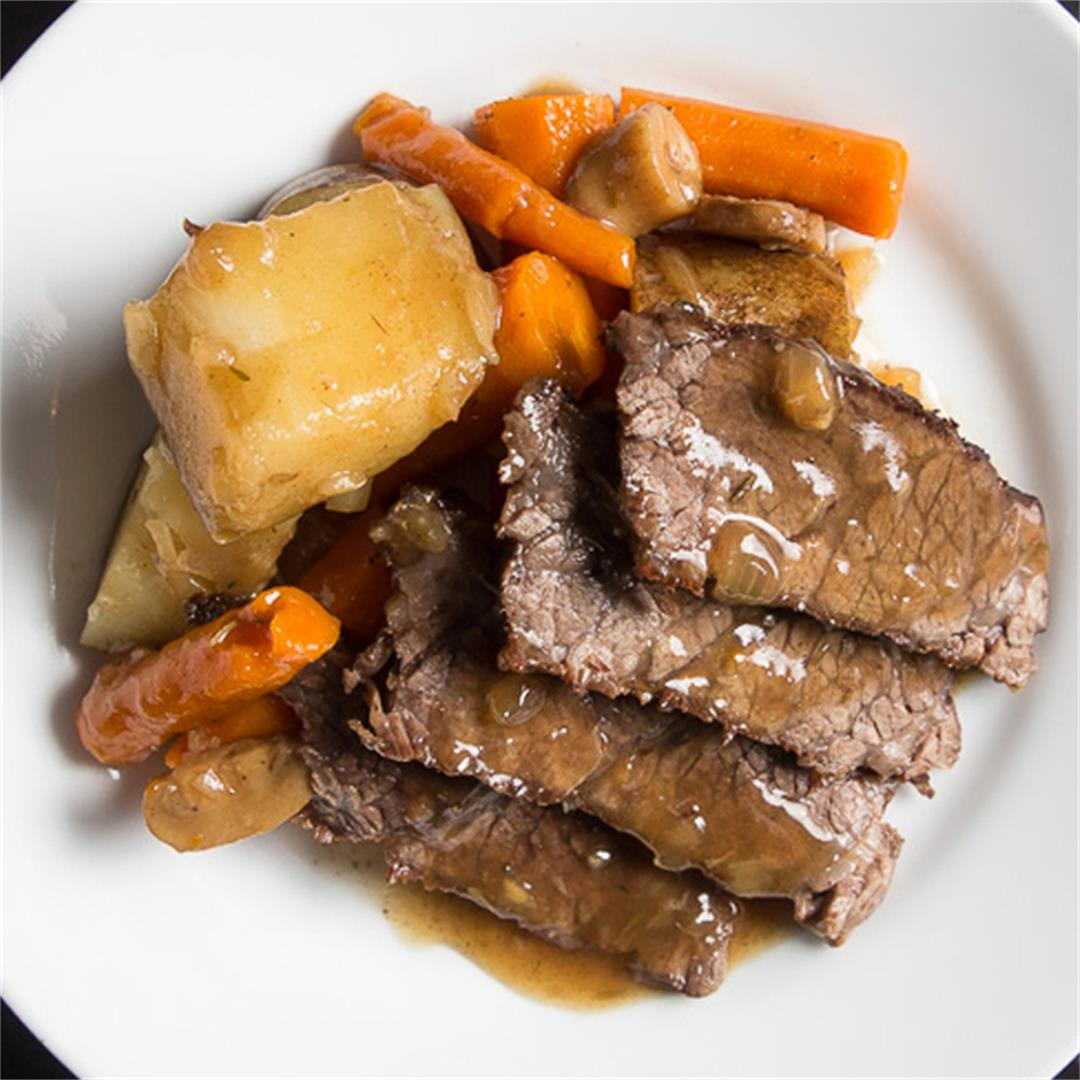 Easy Instant Pot Umami Pot Roast