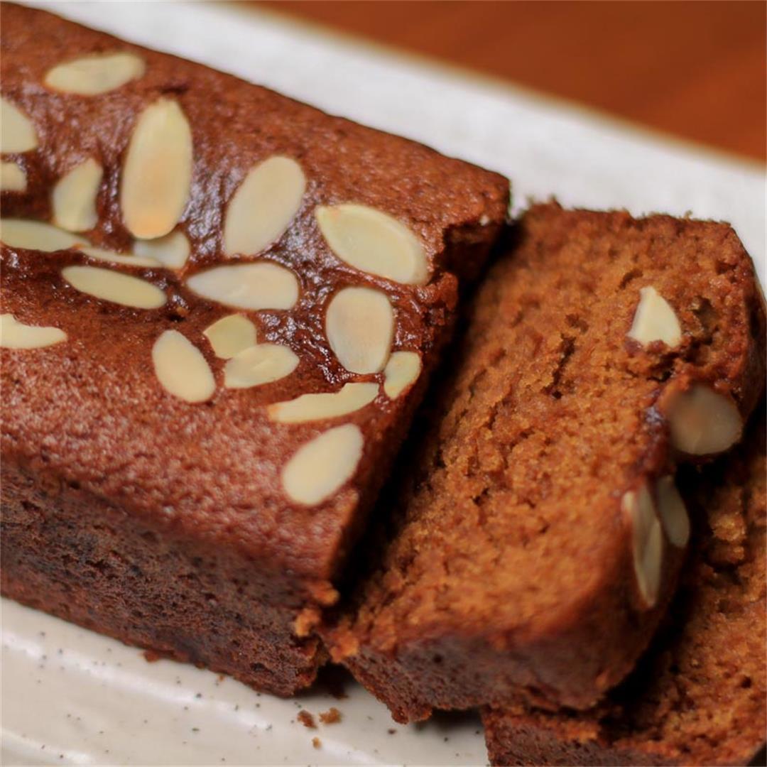 Healthy Eggless Wheat Cake Recipe