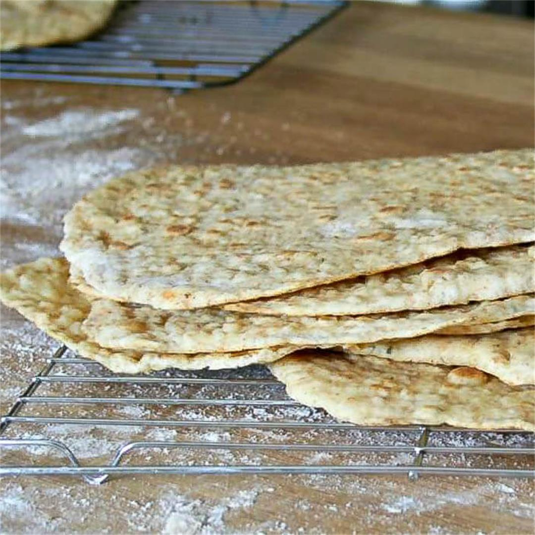 Make your own flatbreads!