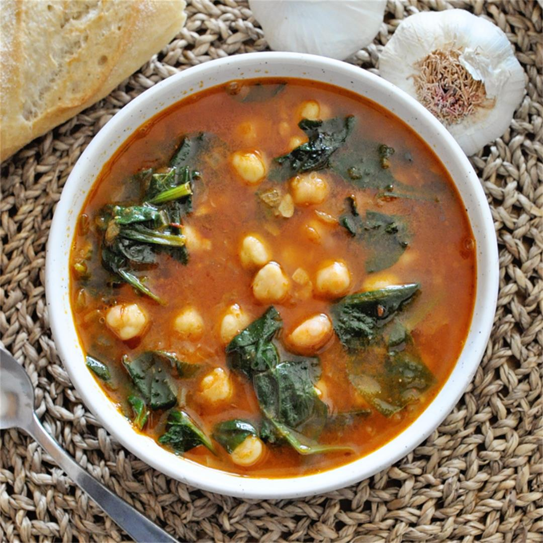 5 Spanish SOUPS to BEAT the WINTER BLUES