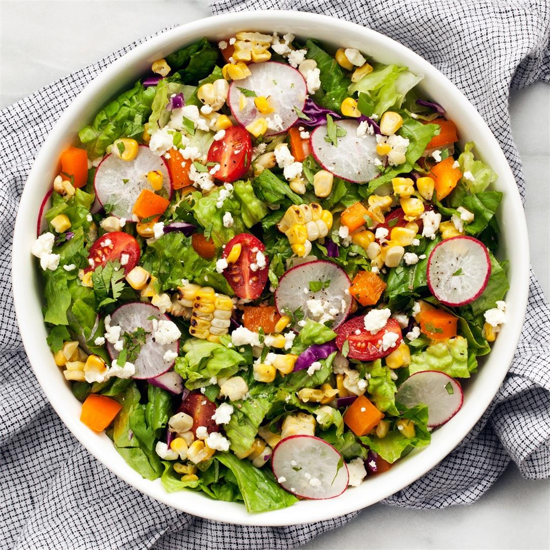 Veg Mexican Salad