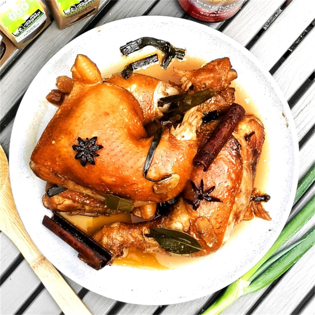 Soy Sauce Chicken (豉油鸡)
