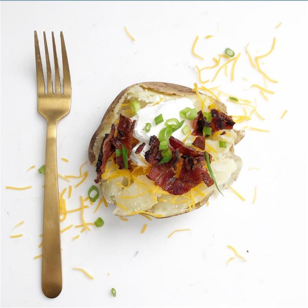 DIY Baked Potato Bar