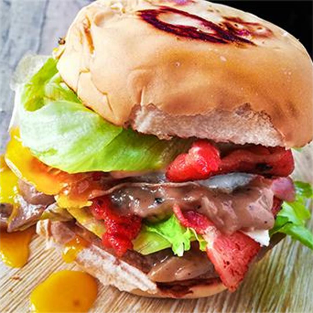 Burger Overload