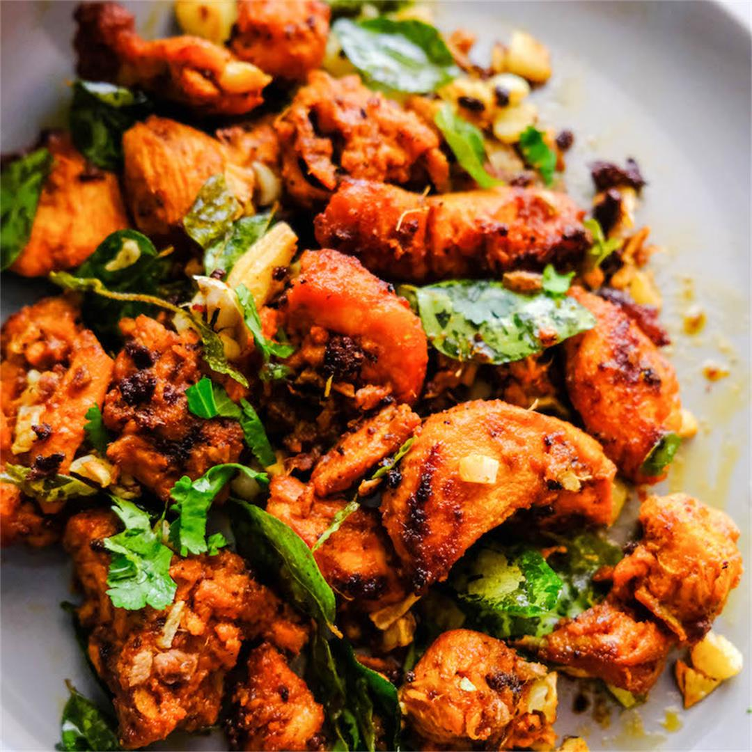 Chicken 65 Recipe (Restuarant Style)