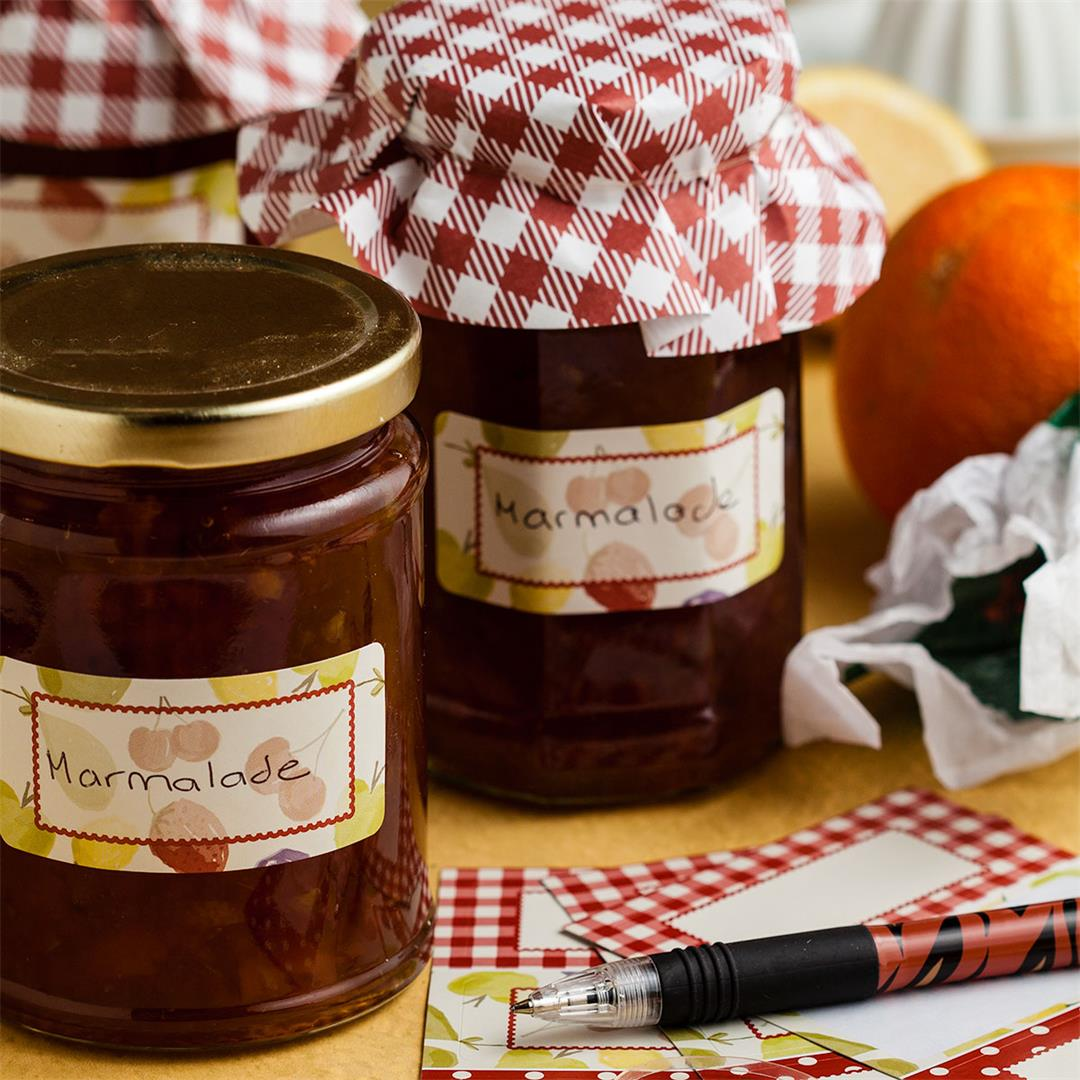 Quick and Easy Marmalade
