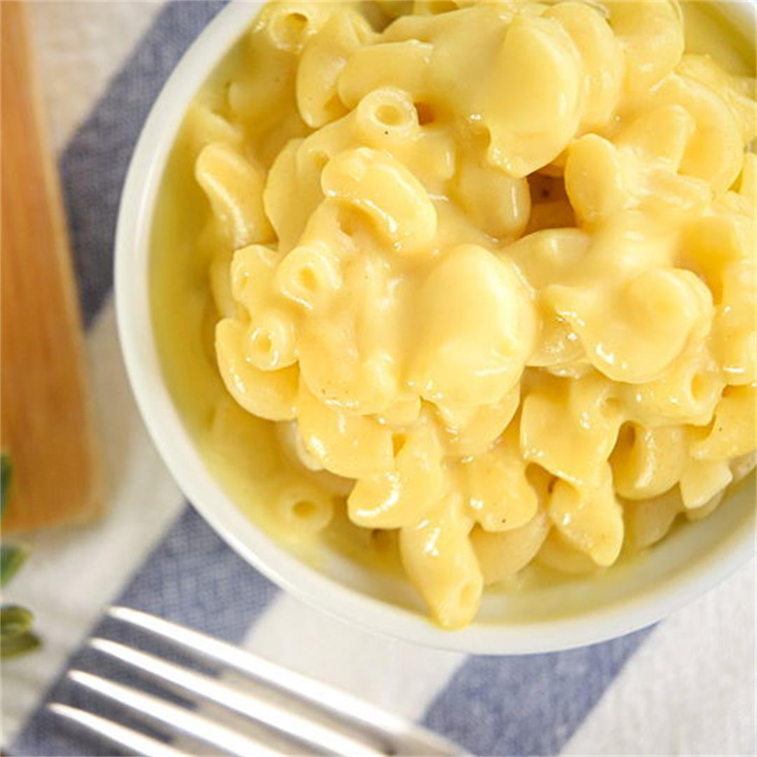Electric Skillet Mac and Cheese