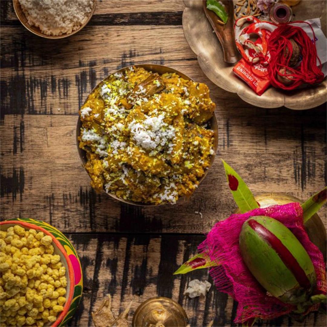 Labra or Bengali Festive Season Mishmash