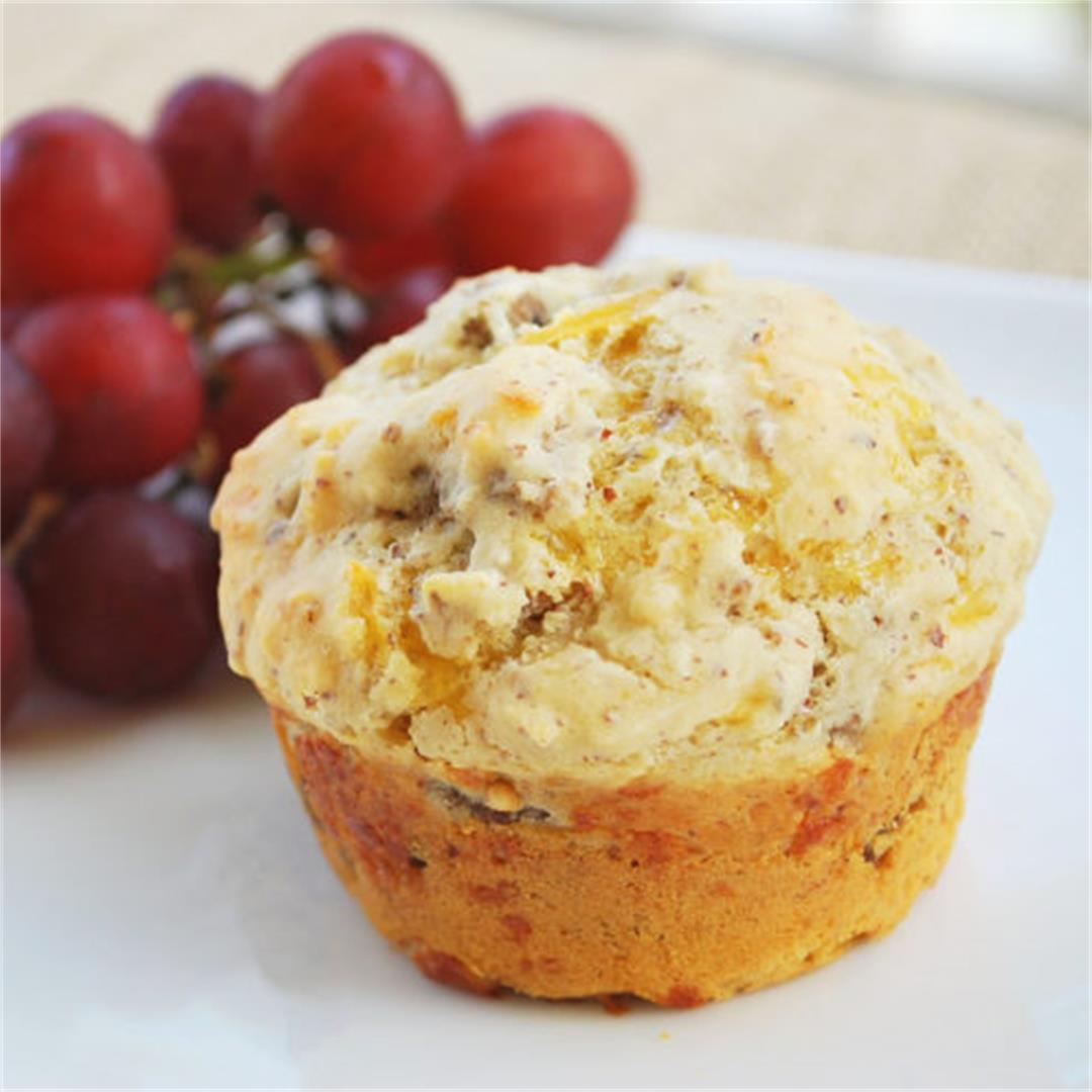 Savory Gluten-Free Muffins