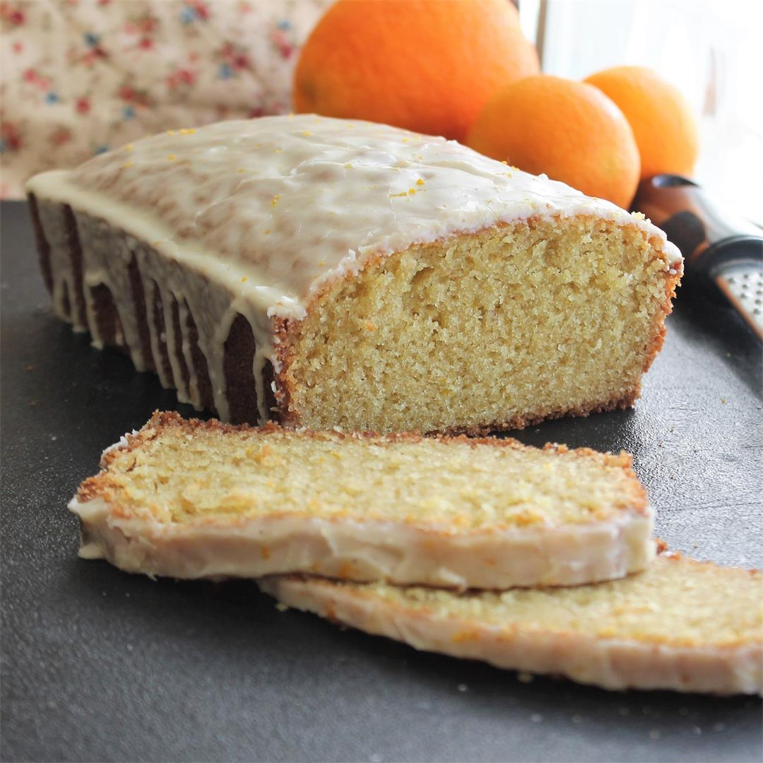 Brown Butter Orange Loaf - My Recipe Reviews