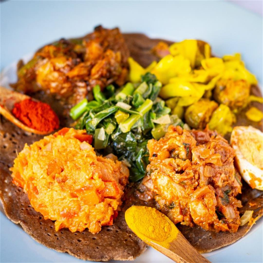 6 Easy Authentic Ethiopian Recipes