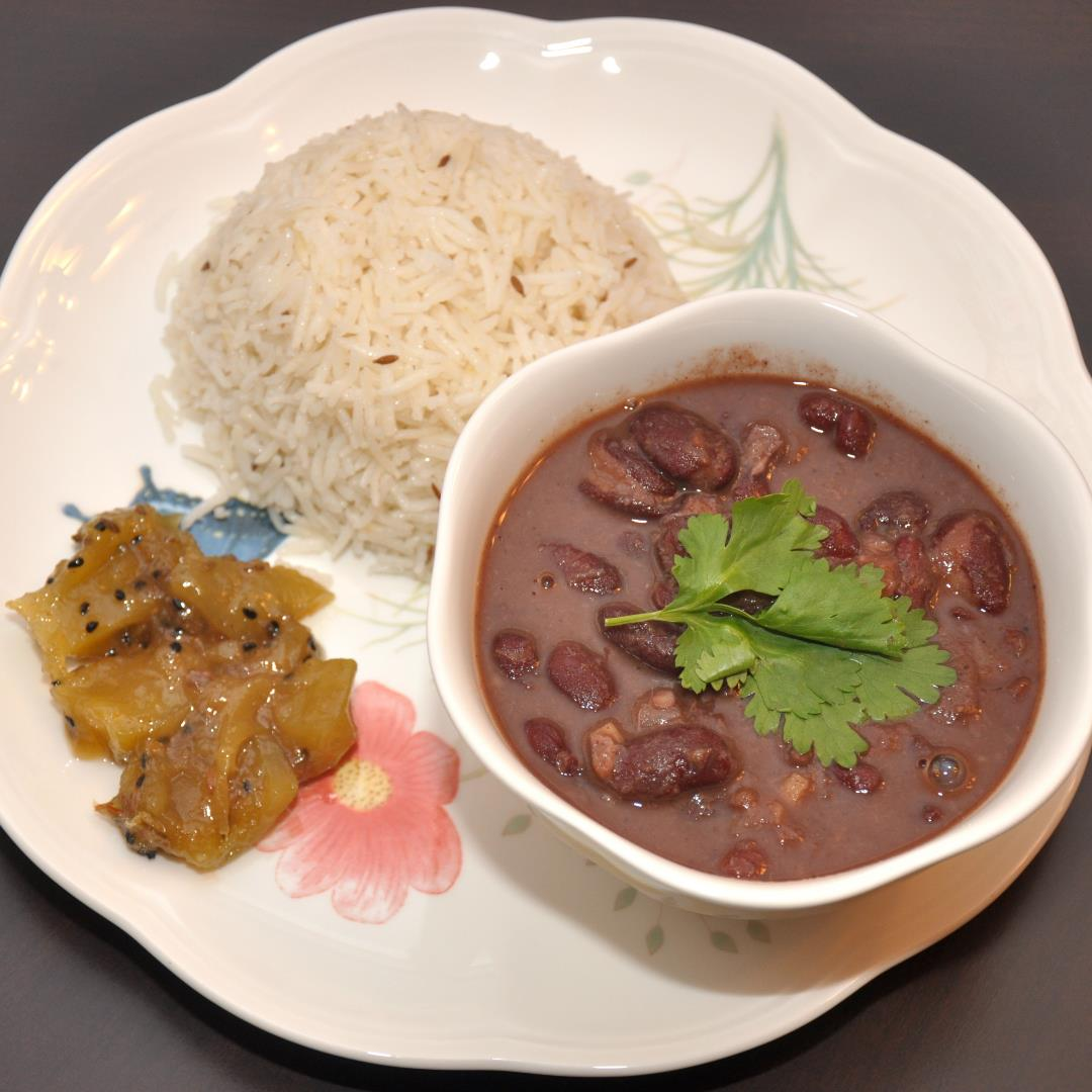 Easy Rajma masala curry in Instant Pot
