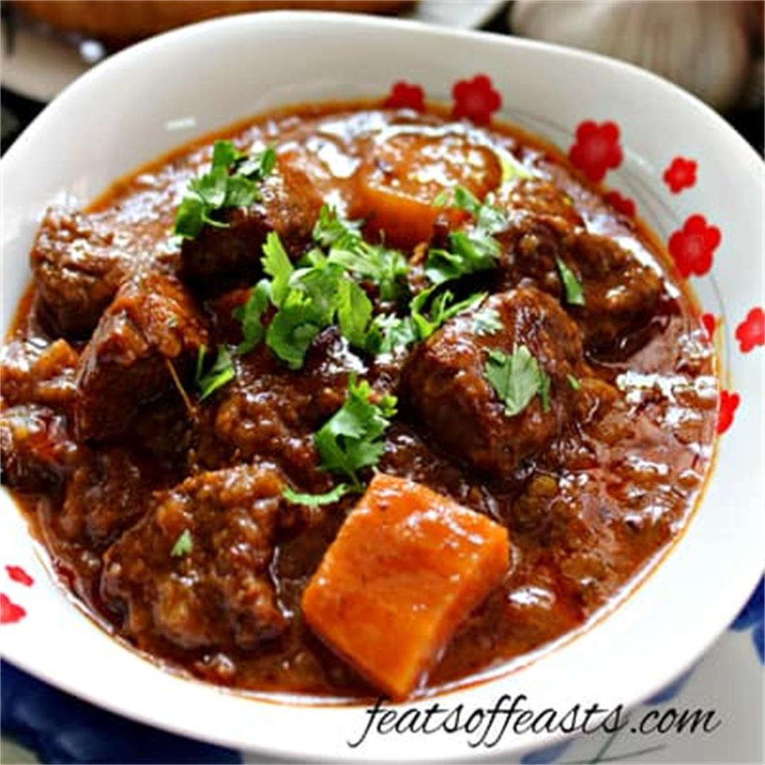 Beef Stew – Updated