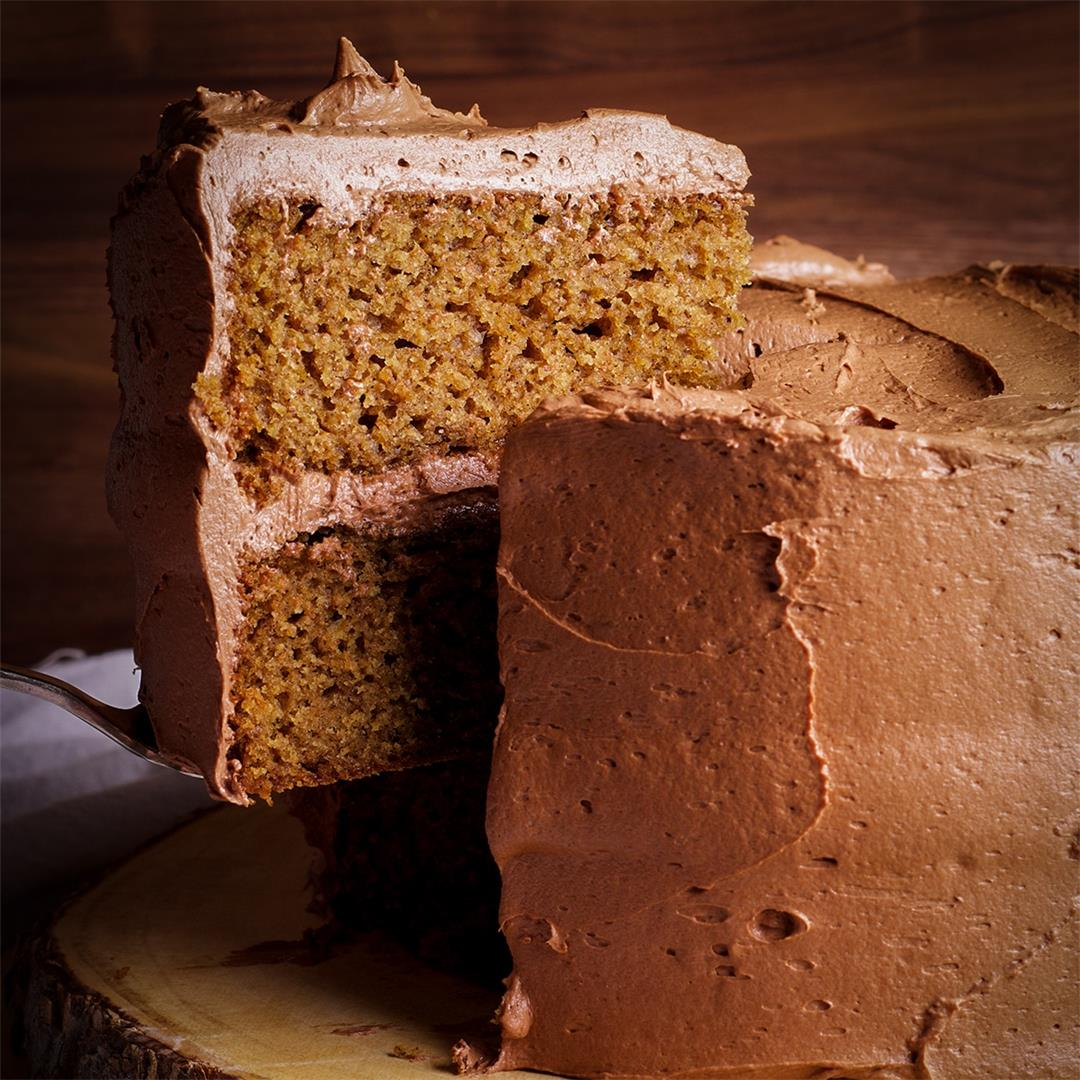 Intensely Flavorful, Super Moist Spice Cake