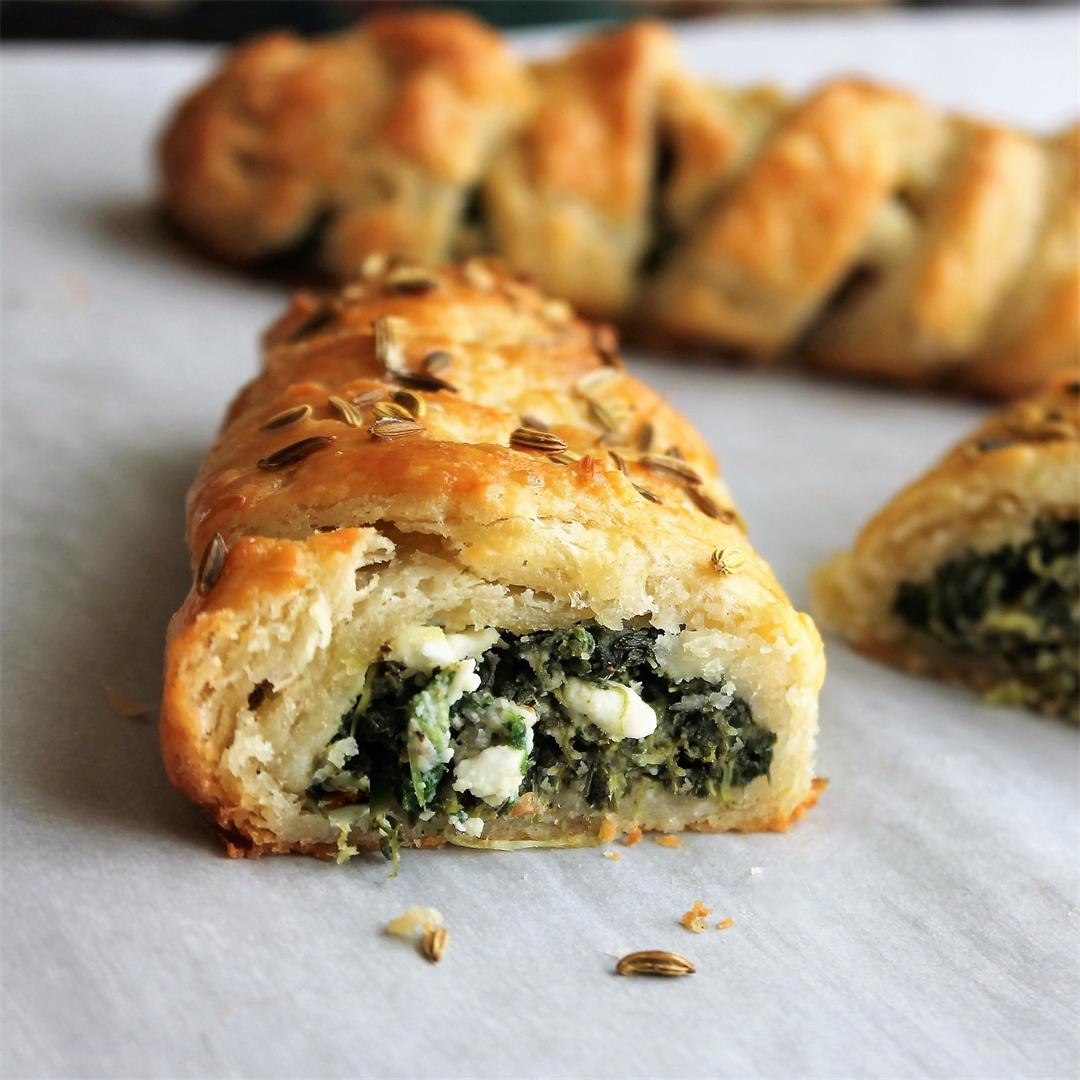 Prue Leith's Veggie Sausage Plaits – My Recipe Reviews