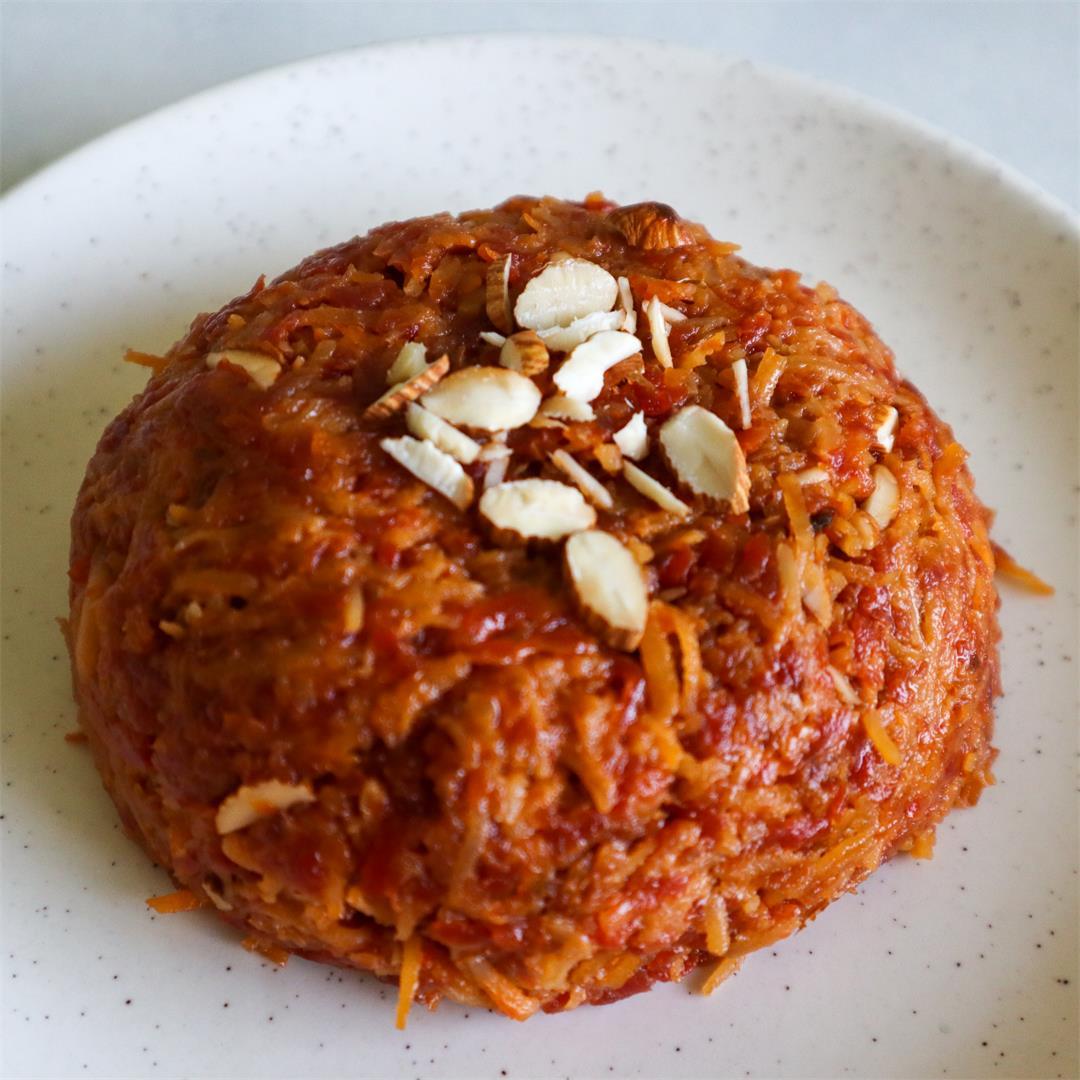 Carrot & Coconut Halva