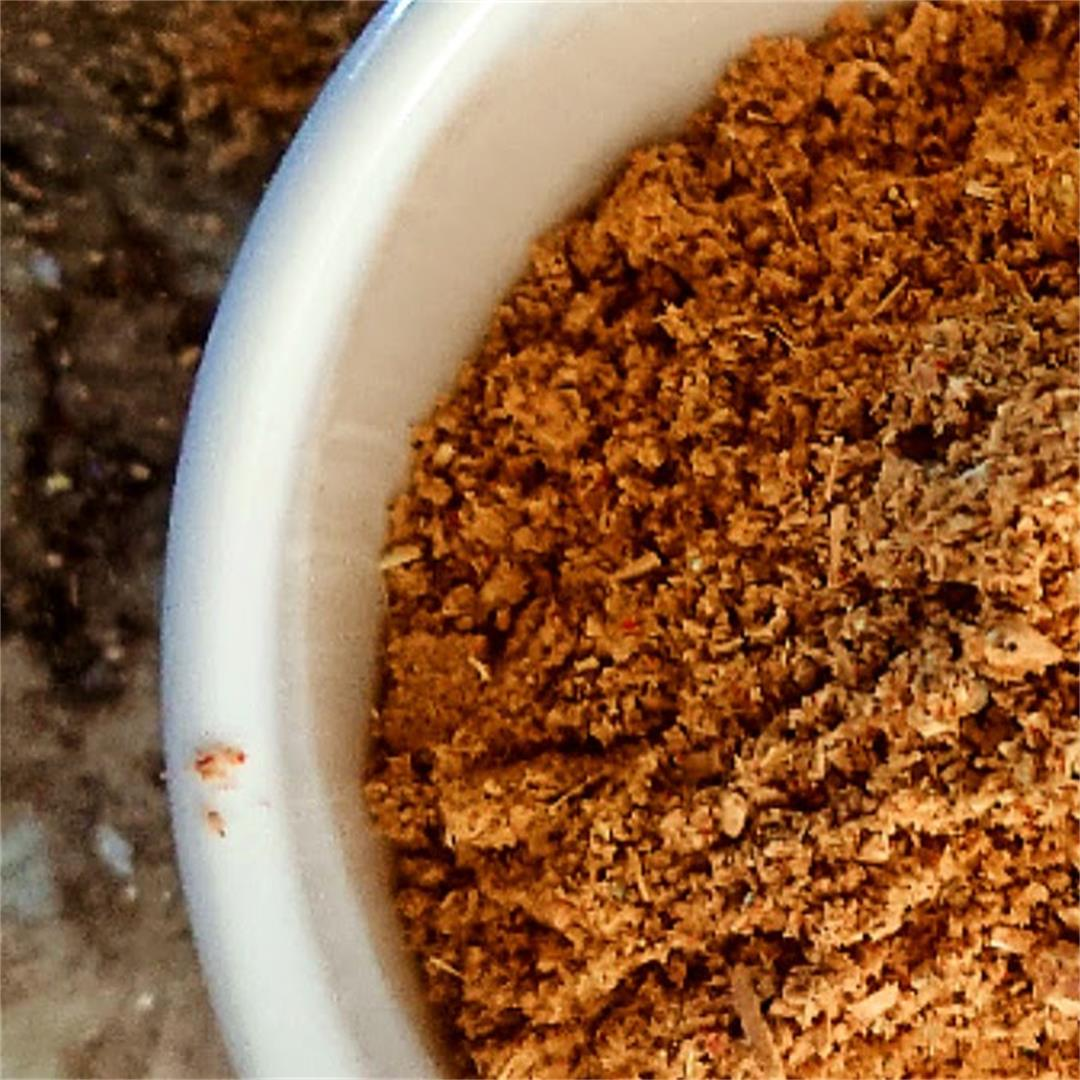 How to make Vegan Massaman Thai Curry Spice Mix