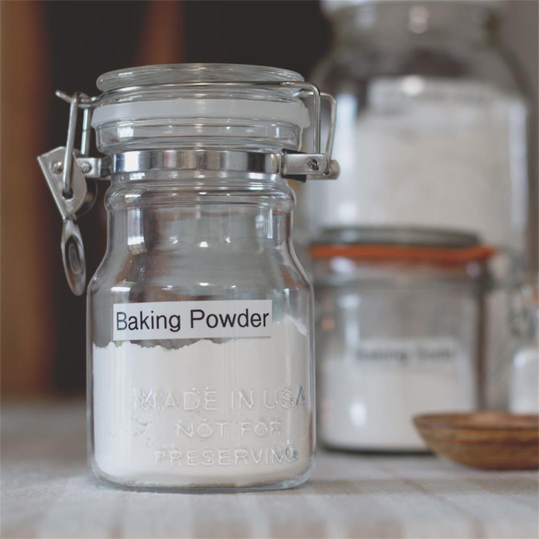 How to Make Grain Free (Gluten Free) Baking Powder